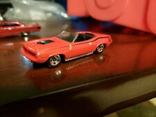 Hot Wheels - Plymouth Barracuda (RED) - LOOSE C26