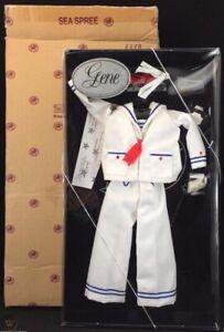 Ashton Drake Galleries Gene Doll Fashion Costume Sea Spree With Shipper NIB