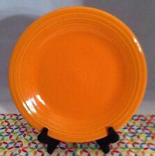 Fiestaware Tangerine Dinner Plate Fiesta Retired Orange Plate