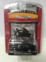 Greenlight MCG Muscle Car Garage Black 2004 Mercury Marauder 1/64 Scale Diecast