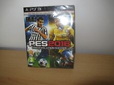 PES 2016 Day One Edition playstation 3 NUOVO SIGILLATO PAL