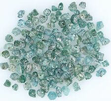 Natural Loose Diamonds Blue Color I3 Clarity Rough Drilling Bead 5.00 Ct Lot NQ4