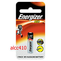 Energizer A27 27A 12V ALKALINE BATTERY 1 PACK A27BP1 MN27 GP27A