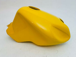 FUEL TANK DUCATI SPORT TOURING ST3 ST4 S ABS YEAR 2004 YELLOW c.58610601AB NEW