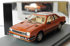 HONDA PRELUDE MKI METAL LIGHT BROWN 1981 NEO 1/43 PHASE 1 LHD LEFT HAND DRIVE