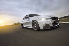 BMW 3 SERIES  F30/31 335I / 328I / 320 MSPORT DESIGN FRONT SPLITTER LIP DIFFUSER