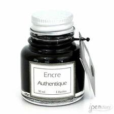 J. Herbin 30 ml Bottle Authentic Ink (Lawyers' Ink), Black