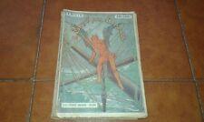 EMILIO SALGARI IL BRICK DEL DIAVOLO I EDIZIONE SONZOGNO 1929 ILLUSTRATO DA FABBI
