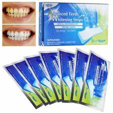 28 Strips 14 Pouches Crest Dental White Strip Pro Effect Clean Teeth Whitening