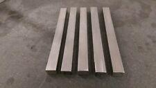 EN ACIER DOUX barre de coupe à plat bar Dimensions 16 mm x 12 mm x 175 mm long x 5Off