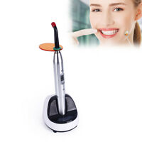 CA Dental Rechargable Cordless LED 12W Curing Light JAS-2001B 100-240V 3500MAH