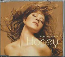 MARIAH CAREY - HONEY / (REMIXES) 1997 UK 4 TRACK CD SINGLE PART 1