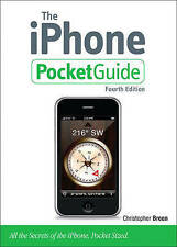The iPhone Pocket Guide, Breen, Christopher, New Book