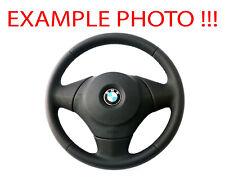 BMW Serie 1 E81 E82 E87 E88 M-SPORT Stile Nuovo Volante in pelle Nera