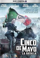 Cinco de Mayo: The Battle (DVD, 2013, Includes Digital Copy UltraViolet)