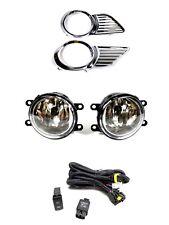 2011 2017 Toyota Sienna Bumper Driving Fog Lights Lamps Switch Wiring Kit Set