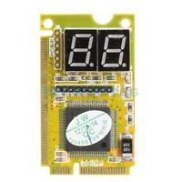 3IN1 Mini PCI PCI-E LPC PC Analyzer Tester Notebook Combo Debug Card TN2F
