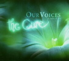 Our Voices - A Tribute To The Cure 2CD Ikon TERMINAL CHOICE Tanzwut Illuminate