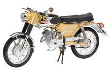 Schuco 1/10 Zündapp KS 50 Motorbike, Gold - 450661600