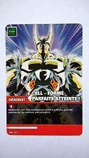 Carte Dragon ball Z Cell - Forme Parfaite Atteinte ! DB-307