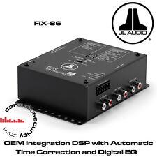 Jl Audio FiX-86 DSP integración OEM con corrección automática de hora & Eq Digital
