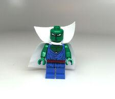 Custom Print Lego Super Sayan Series figure PICCOLO w/ Cape Minifigure comp. NEW