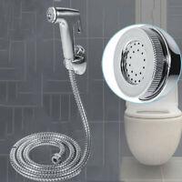 WC Limpieza de pisos Boquilla de agua Cabeza de ducha Mano bidet spray Aspersor