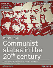 Edexcel AS/A Level History, Paper 1&2: Communist states in the 20th century...