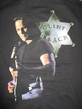 1995 Clint Black Welcome to the Performance of the Year Concert Tour (Lg) Shirt