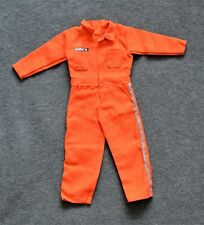 1/6 Scale Action Figure Orange Jumpsuit/Overall Enterbay Action Man Hot Toys