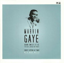 """Marvin Gaye HOW SWEET IT IS/ Once Upon  Vinyl 7"""" 45 RPM Limited Edition RSD 2015"""