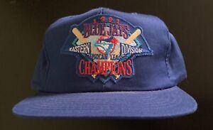 1991 Toronto Blue Jays Eastern Division AL Champions Starter Baseball Hat