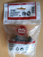 LGB 67401 orig. Kunststoff Scheibenradsatz 2 Achsen, NEU in OVP - von DAMPFZEIT