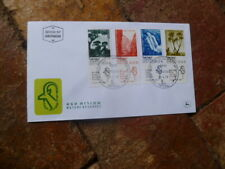 1970 ISRAEL NATURE RESERVES FIRST DAY COVER