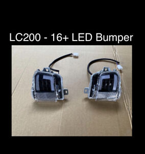 Landcruiser 200 Series LC200 2016+ LED Bumper Bar Tail & Brake Light Plug & Play