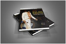 Elvis Collectors Book & CD Vegas Rhythm Revisited