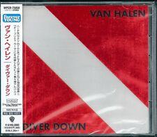 Van Halen Diver Down Japan CD w/obi WPCR-75058