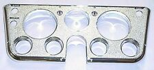 1967 1968 Gauge Cluster Housing All Chrome Chevy GMC Pickup Truck