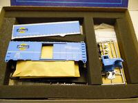 Athearn (SE) 40' Athearn Boxcar/ 22' Tractor/40' Trailer - Blue 2300