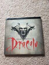 Laserdisc {g} * Bram Stoker's Dracula * Criterion Gary Oldman Winona Ryder Wide