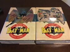 Batman The Golden Age Omnibus Volume 3 & 4 DC Comics