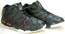 Converse Dwyane Wade 1 Playoff Champion MVP Basketball Shoes Black/Red 8.5 offc