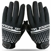 Workout Gloves Full Fingered Hand Grip Gym Gloves Weightlifting Crossfit US