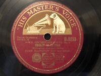 78RPM: Duke Ellington - Rockin' in Rhythm/No, Papa, No
