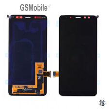 Display Pantalla LCD Modulo Schermo Samsung Galaxy A8 2018 A530F Negro Original