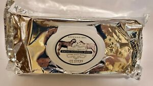 Beekman 1802 Pure Goat Milk Facial Cleansing Wipes JUMBO 100 Count FACTORY SEAL