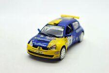 1:43 1:43 UNIVERSAL HOBBIES Renault Clio Super 1600 Rallye Antibes Côte d'Azur
