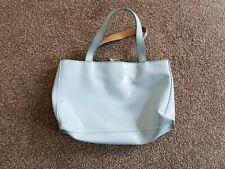 Ladies Handbag, Pale Blue, Fiorelli