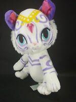 Shimmer and Shine NAHAL Plush White Bengal Tiger Stuffed Animal Viacom