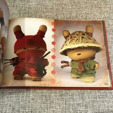 The Art of Huck Gee - 2012 Hardcover coffee table book designer toys